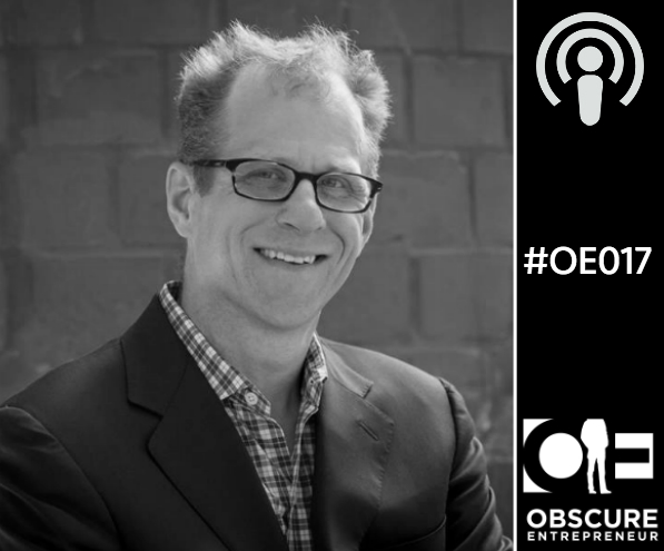 Finding Your Niche with Michael O'Brien (3/3) – OE017