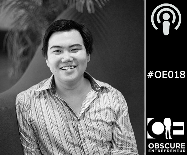 Small Actionable Steps with Derrick Kwa – OE018