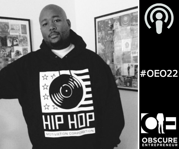 Hip Hop Motivation with Kenyatta Griggs – OE022