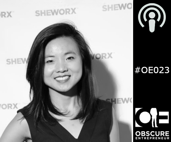 SheWorx Supports Growth with Yin Lin – OE023