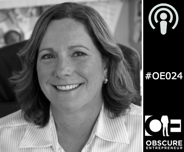 From Corporate to Coaching with Ellen Fields – OE024
