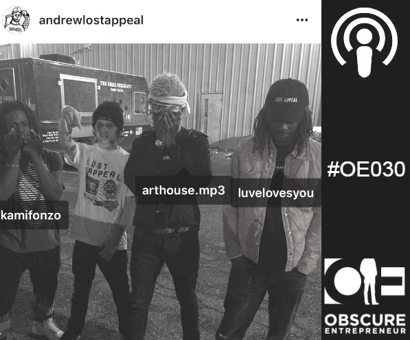 Lost Appeal with Andrew Lipscomb – OE030 [explicit]